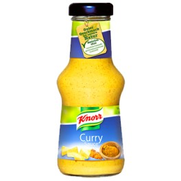Knorr Curry omáčka, 250ml