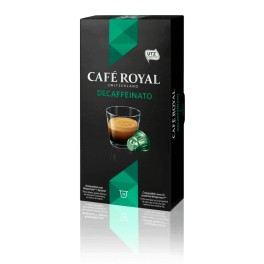 CAFÉ ROYAL Decaffeinato, 10 kapslí