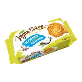Vegan Bakery Coconut clouds, 200g