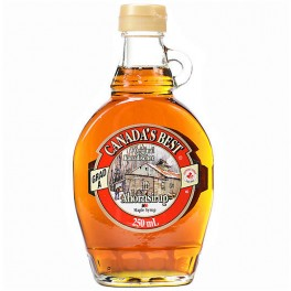 Canada´s Best Javorový sirup, 250ml