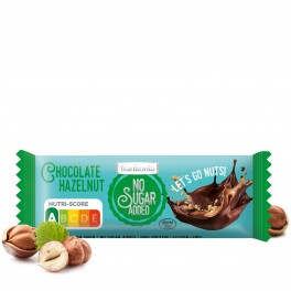 Frankonia No sugar added Chocolate Hazelnut, 50g