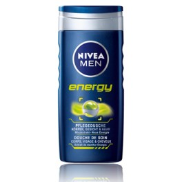 NIVEA MEN Energy  Sprchový gel, 250ml